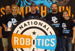 Dunwoody Robotics Competition Team