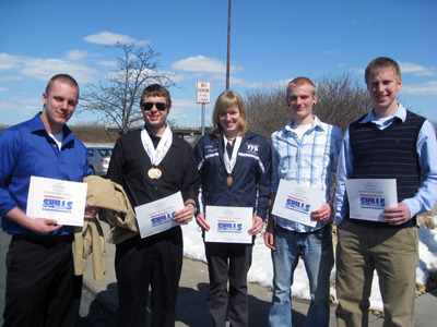 SkillsUSA 2011 Winners