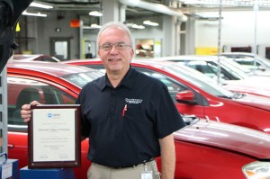 Dean of Automotive Jon Kukachka