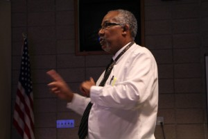 Dr. Whitney Harris Speaks at Diversity Forum