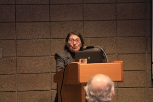 Dora Zaidenweber speaks about her experience in the Holocaust.
