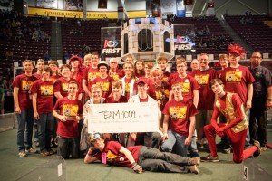 FRC Team 4009 from Duluth-Denfield