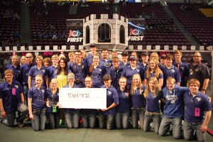 FRC Team 5172 from Greenbush-Middle River