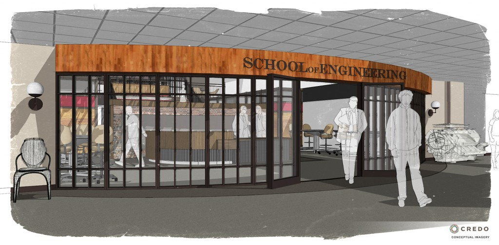 School of Engineering Concept Imagery