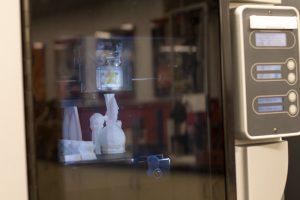 Photo of Dunwoody College's 3-D Printers