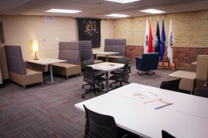 New Veteran & Military Student Center