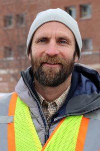 Chris Johnson, Dunwoody College Land Surveying Certificate Graduate