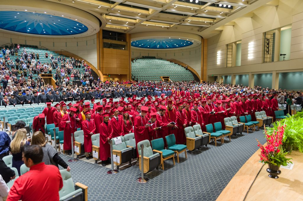 Dunwoody 2016-2017 Commencement