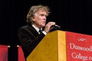 Dunwoody Commencement Keynote Speaker Will Steger