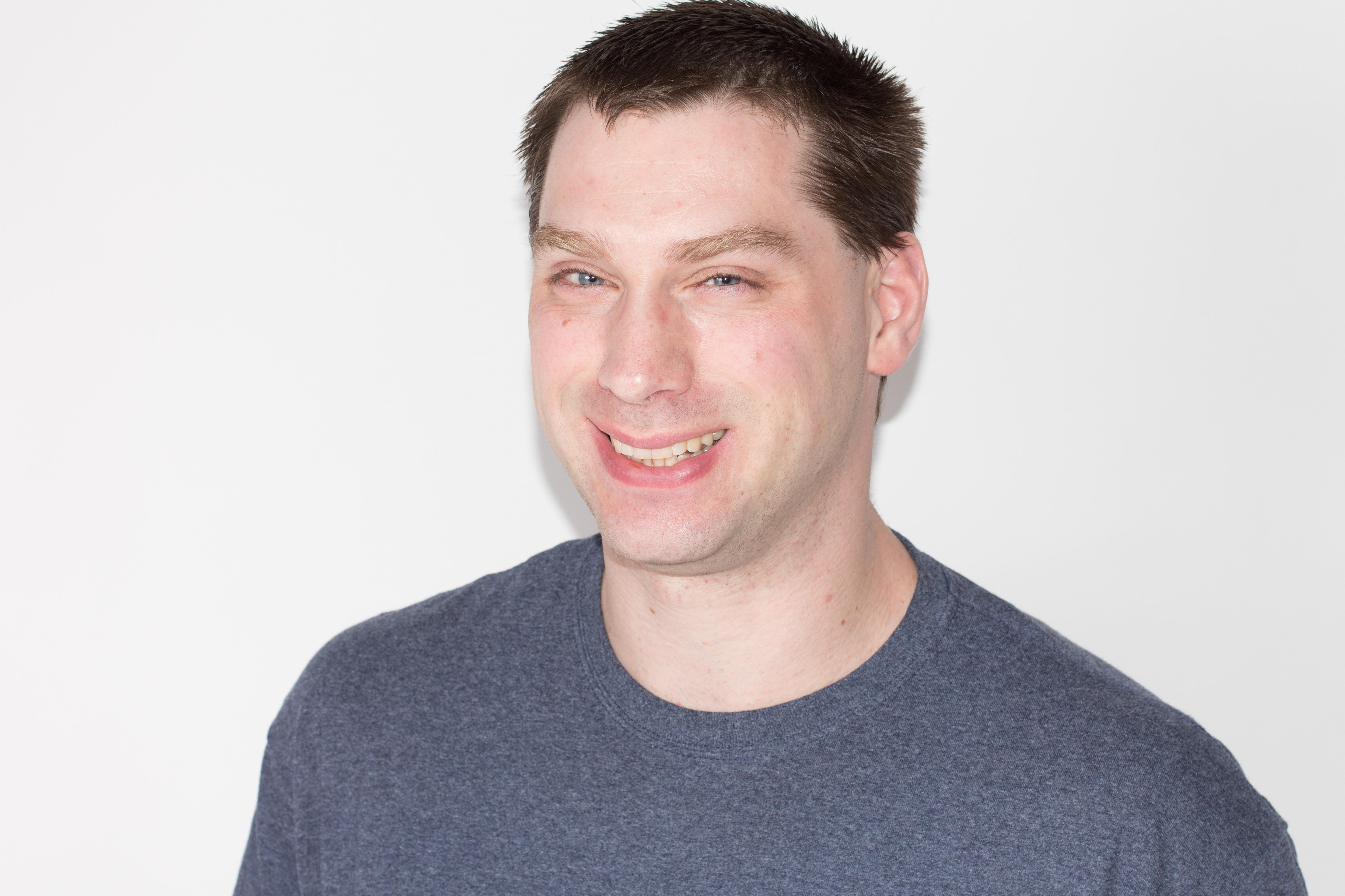 Andrew Johnson, Machine Tool Technology graduate