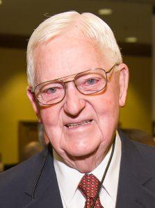 Photo of Warren Phillips from 2014