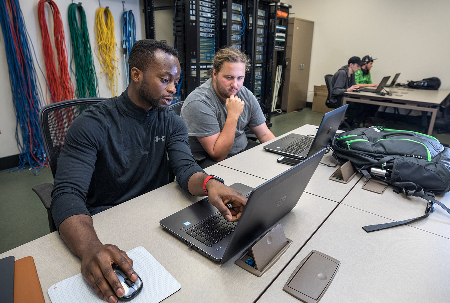 Software Engineering Students Aim To Improve Technology Used In High