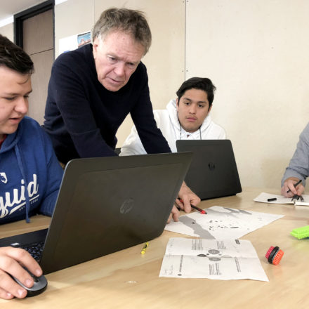 Architecture Students Collaborate With Environmentalist Will Steger