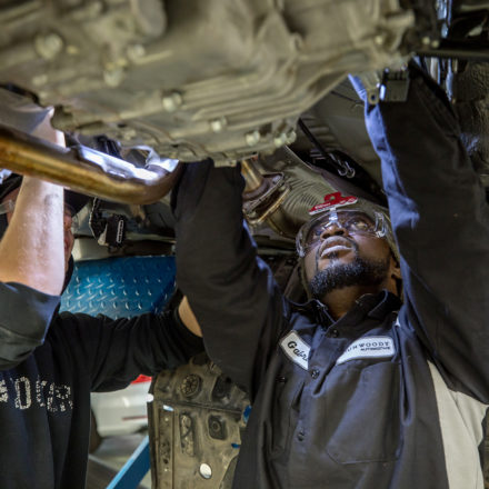 Automotive Dean addresses skills gap on Ratchet and Wrench Radio