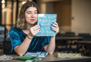 Summer McGrath, McMillan Scholarship recipient