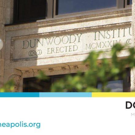 Doors Open MPLS Podcast features Dunwoody Dean Bridget Reynolds