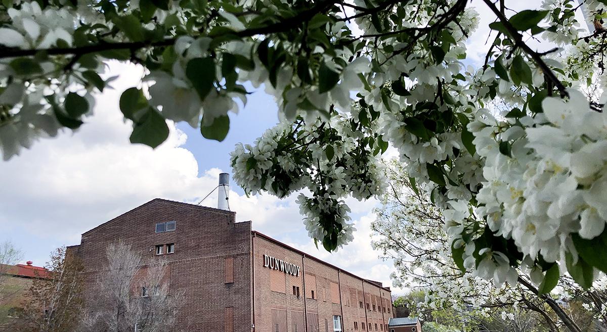 Dunwoody campus in Spring