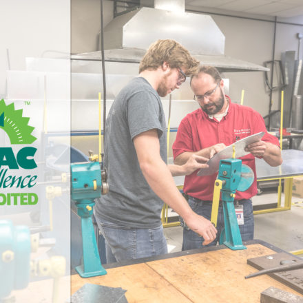 HVACR programs receive six-year accreditation by HVAC Excellence
