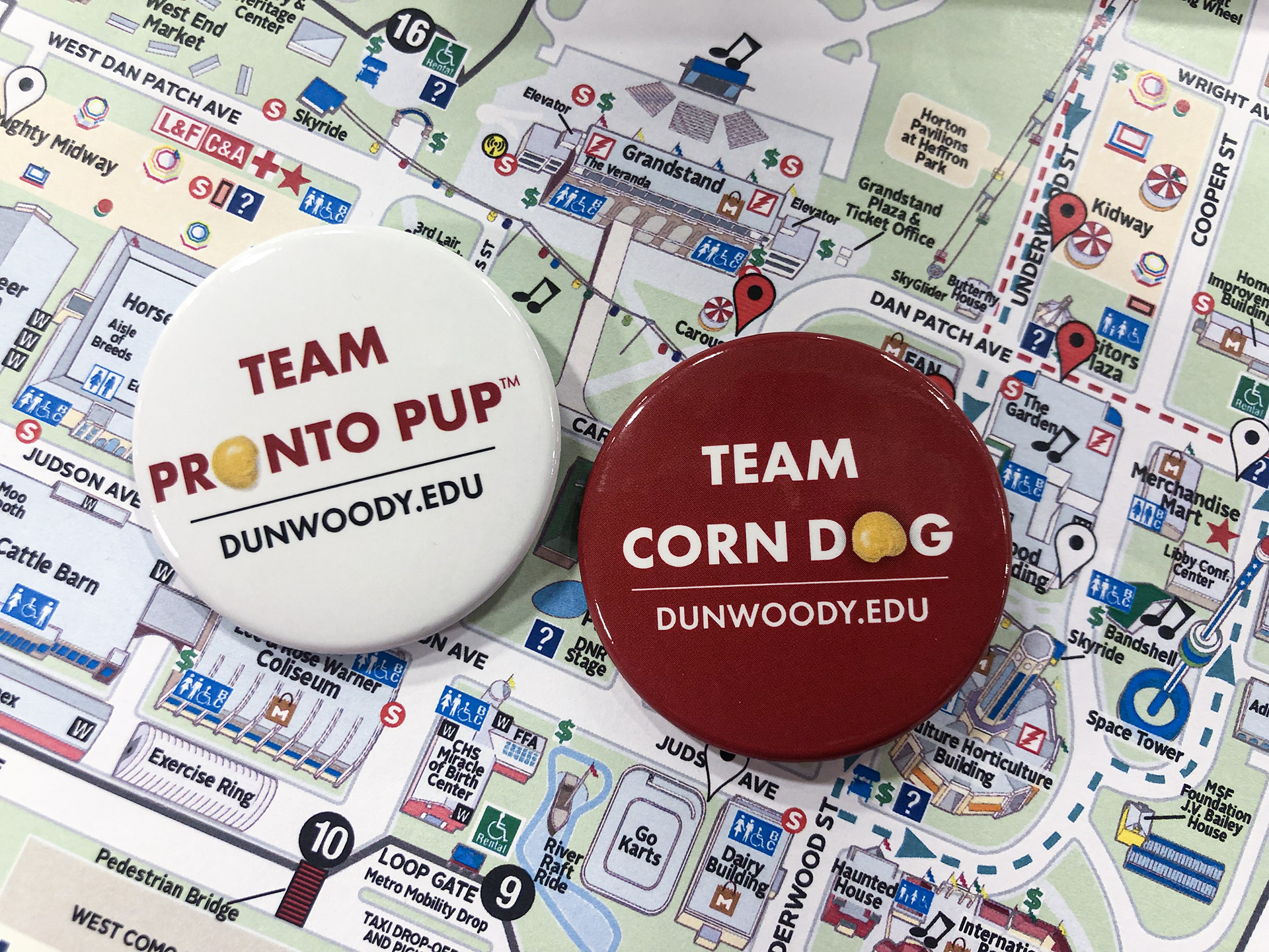 Vote for Pronto Pup or Corn Dog at the Minnesota State Fair