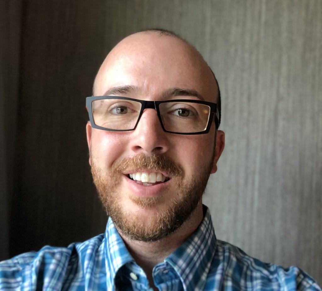 Headshot of Jason Feist