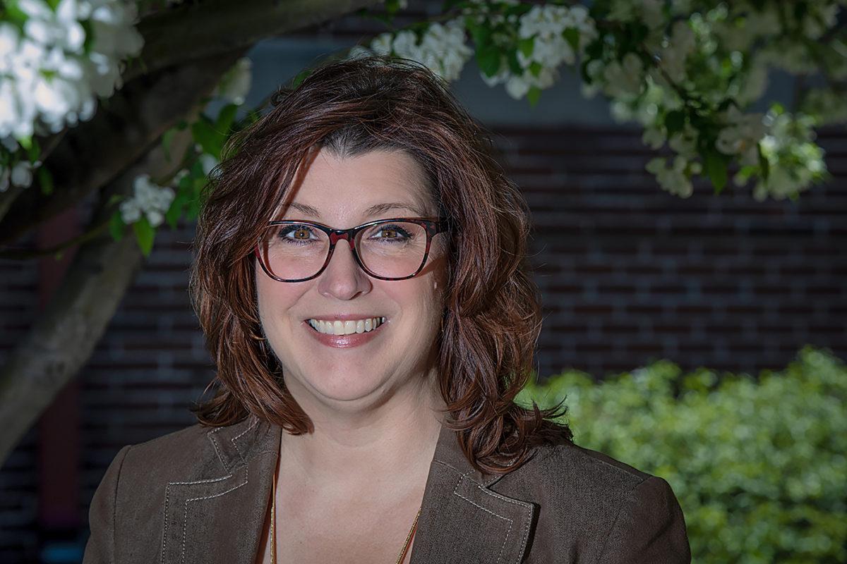 portrait of Michele Stenzel, Academic Excellence Award Winner