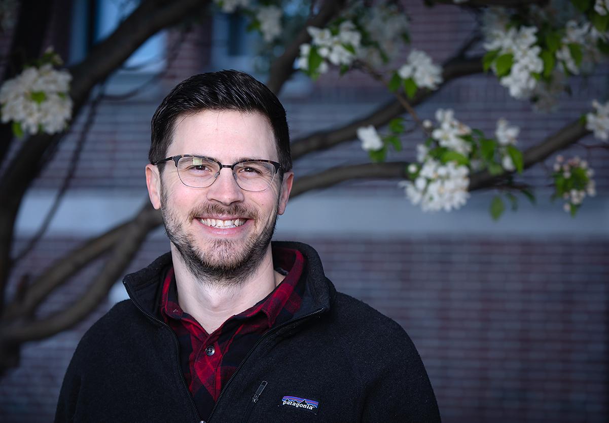 Erich Beckmann, Academic Excellence Winner for Robotics & Manufacturing
