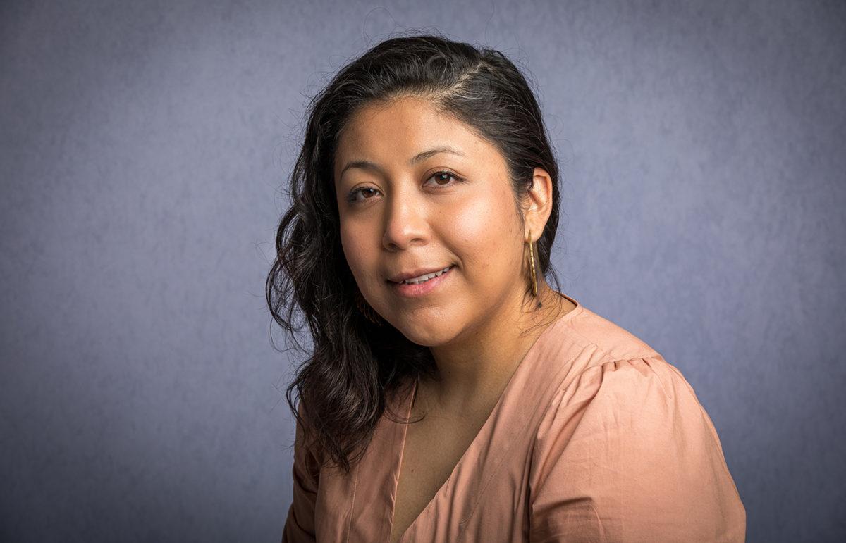 Portrait of Estela Gomez
