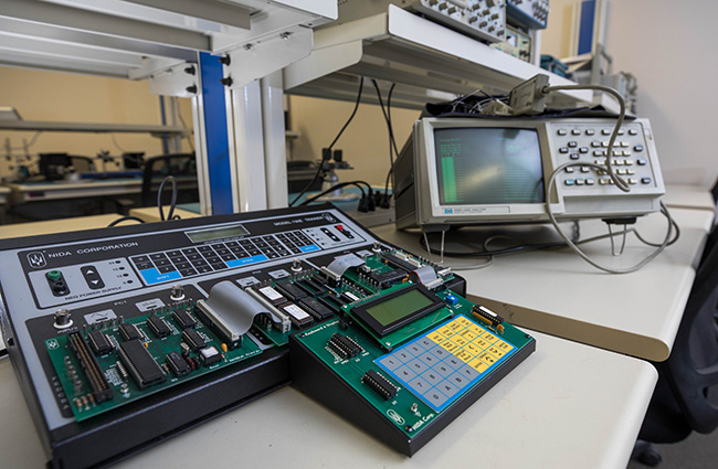 Advanced Electronics Lab