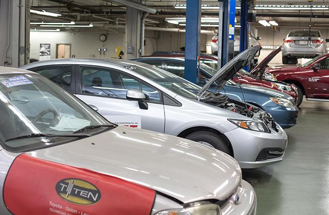 auto facilities