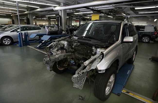 Automotive Service Lab