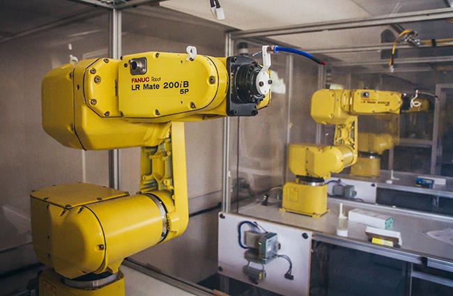 Fanuc Robotics Lab