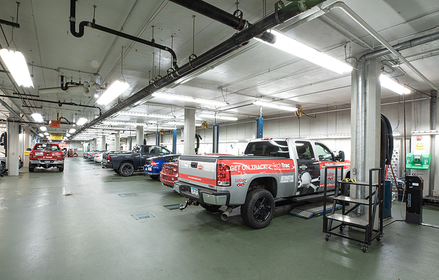 Automotive Service Lab