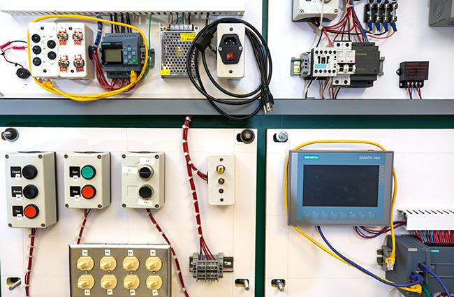 PLC Motor Lab