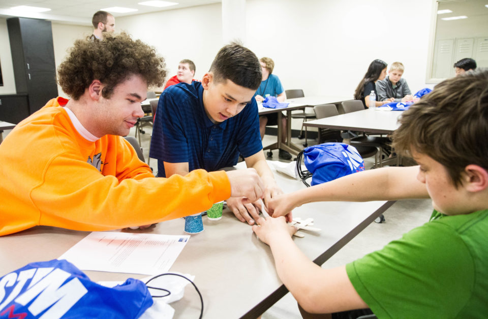 STEM Camp 2018