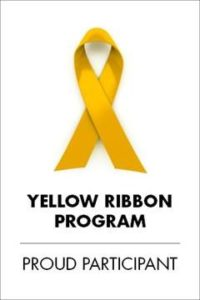 Dunwoody College is a proud participant with the Yellow Ribbon Program
