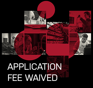 APPLICATION FEE WAIVED