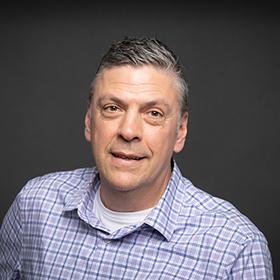 Headshot of Chet VanBlaricum Admissions Counselor